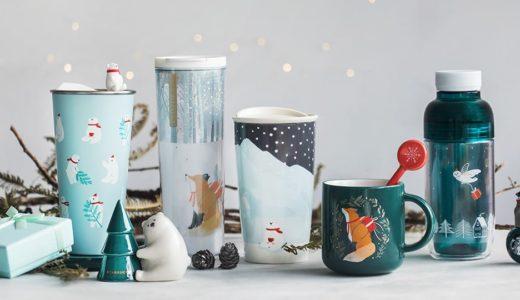 【2019】スタバ台湾クリスマスホリデー限定マグカップのご紹介