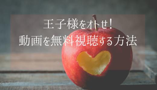 台湾ドラマ|王子様をオトせの動画を無料で視聴する方法【日本語字幕】